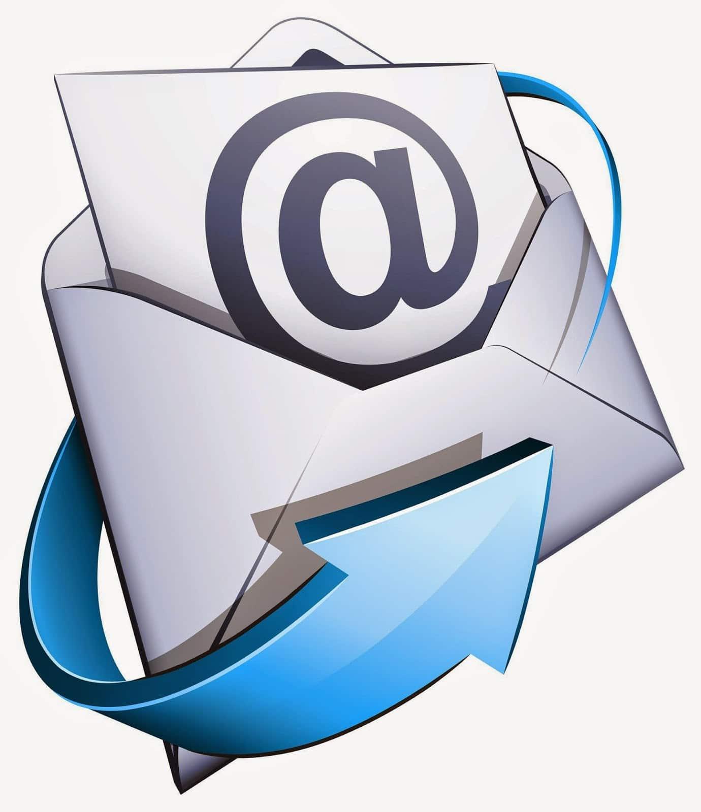 correos son pruebas en juicio