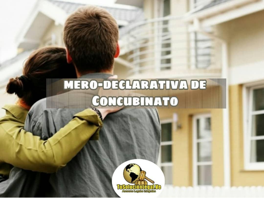 El concubinato y sus efectos
