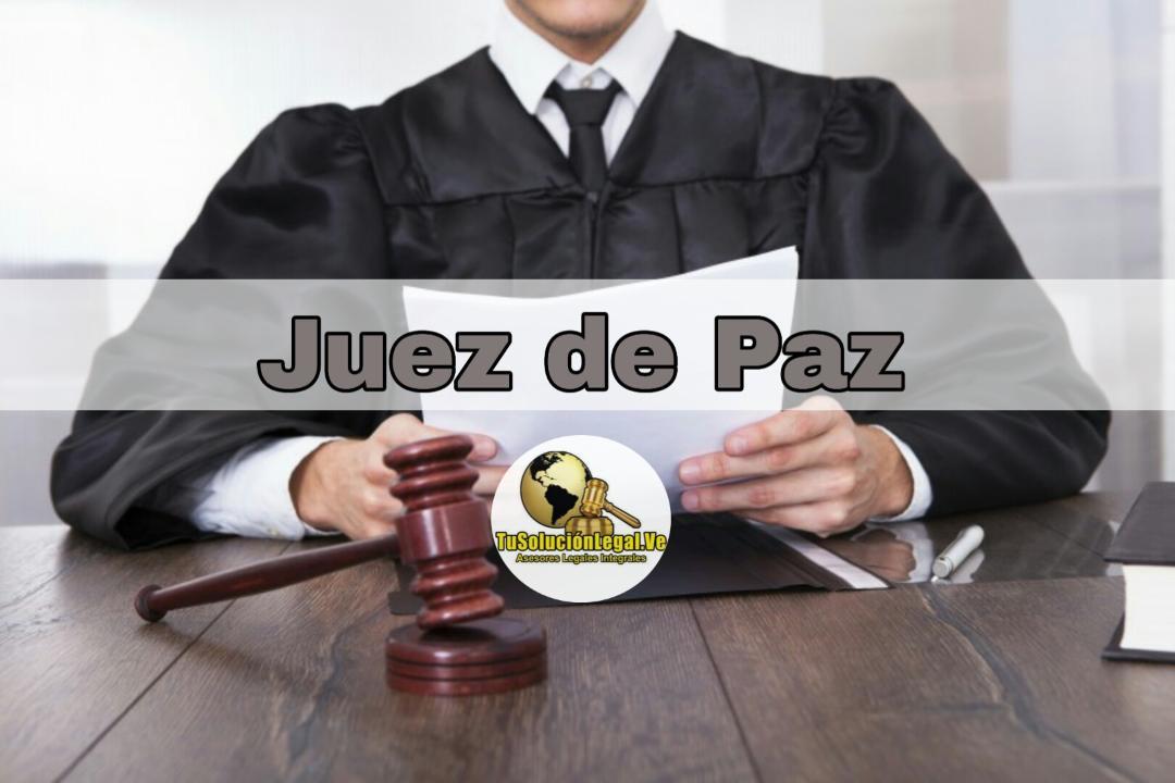 Juez de Paz