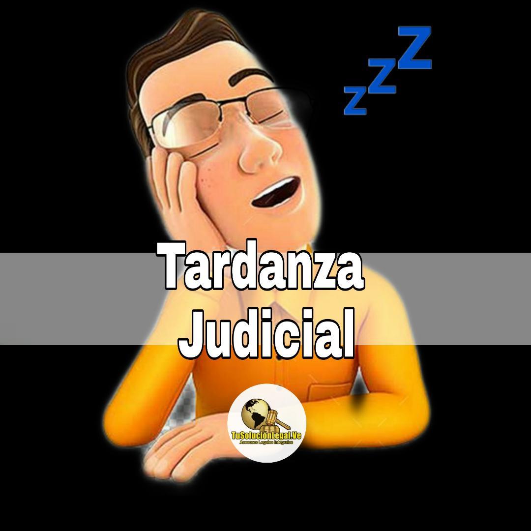 Retardo Judicial en Venezuela